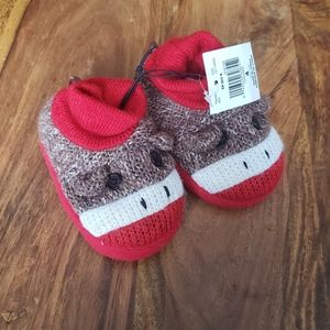 George Sock Puppet Slippers
